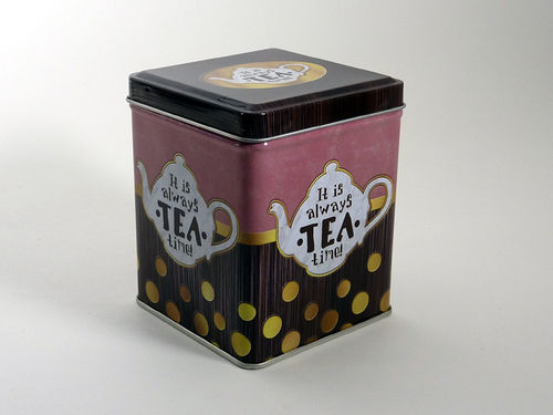 Teedose TEA TIME 100g